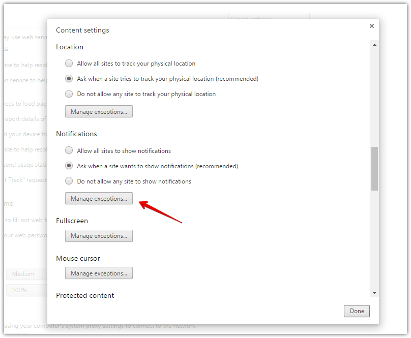 How to Unblock Web Push Notifications   SendPulse