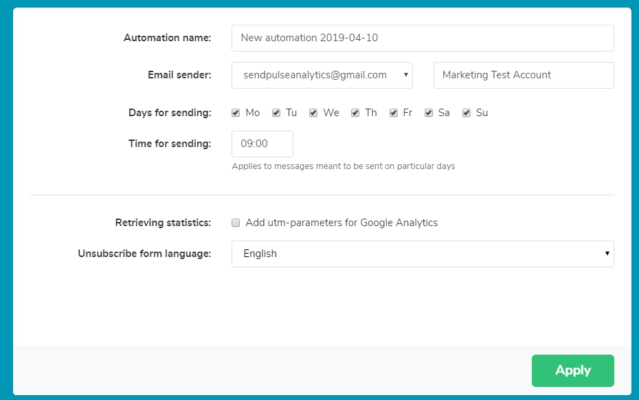 What is Automated Email: Definition, Examples, Tips | SendPulse